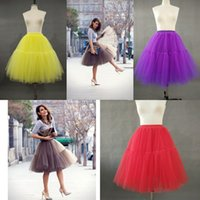 balls free samples - New Style Tutu Tulle Skirts Real Sample Cheap Short Skirts for Wedding Custom Made Fashion Skirt Hot Sale Under