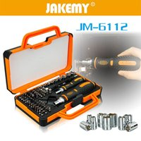Wholesale JAKEMY Deko US JM hardware tools screwdriver set socket Phillips