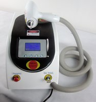 Wholesale Pigment tattoo removal machine nm q switch nd yag laser