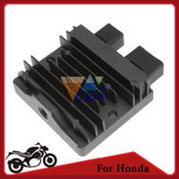 Wholesale 12V Motorcycle Voltage Regulator Rectifier For Honda CB600F HORNET CBF600 CB1000R MFG D01 order lt no tr