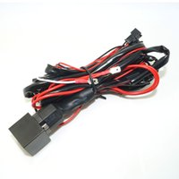 Wholesale 30pcs High quality for Relay wiring harness kit for BMW CCFL LED angel eyes light Fade Function
