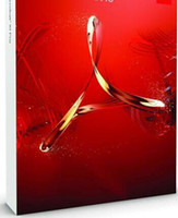 adobe acrobat x - on Adode Acrobat x1 Pro X Pro adobe photo shop in red retail box with Product key Activation code DVD disc
