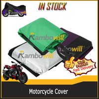 Wholesale Motorbike Cruiser Rain Dust Weatherproof T XXL Large Scooter Outdoor UV Breathable Motorcycle Cover
