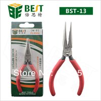 best beading tools - Durable BEST Round Flat Needle carbon steel long nose pliers Beading Jewelry Making Tool