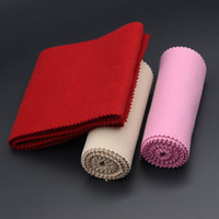 Wholesale Protective Dirt proof Cover for Piano Keyboard Soft Wool Piano Accessories Colors for Choosing I616