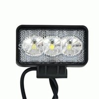 Wholesale super bright white FLOOD LED W CREE CAR DRIVING FOG LAMP HEADLIGHT TRACTOR BOAT X4 WD