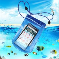 Cheap 6 inch seal Waterproof Bag Pouch Underwater Back Cover Case For iPhone 6 5 5s 4 4s for lg g2 Pouch for Galaxy s4 5 Free Shipping