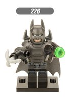 Wholesale DC Super Heroes Batman vs Superman Minifigures Building Blocks Batman Single Sale Sets Model Bricks Toys with legos