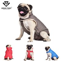 urban clothing - Fashion Reflecctive Dog Clothes Winter Fleece Lining Colors Dog clothing Dog Jackets URBAN PAWS Brand Pet Products