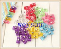 Wholesale DHL Freeshipping PVC Plastic Clips For Patchwork Sewing DIY Crafts Quilt Quilting Clip CM