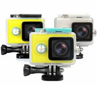 Wholesale 45M Underwater Waterproof Protective Housing Case Diving Sport Box For Xiaomi Xiaoyi Yi Action Sport Camera