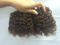 bebe natural hair - Super promotion virgin human hair bebe curl unprocessed brazilian virgin hair weaves bulk g pack