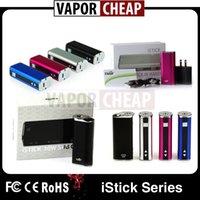 Wholesale Eleaf iStick W W W MOD Full Kits E leaf i Stick Mini Watt VS Kangertech Kanger SUBOX Nano Joyetech eVic VT VTC Joytech eGo ONE