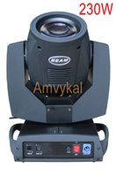 Wholesale Top Quality New Beam w Disco Stage Light R Sharpies Moving Head Lights With Flight Case