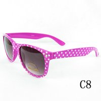 Fashion american flag glass - Hot Sale Men Sunglasses Women Brand Designer Sun Glasses American Flag Pattern Mix Colors