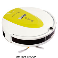 Wholesale Amtidy A330 Wireless Vacuum Cleaner cleaner Sweeper UV Sterilize vacuum for lazy people auto charge for cleaner home Family nanny
