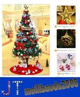 artificial tree - Ft Artificial Christmas Tree m Christmas tree decorated Christmas tree package deluxe hardcover MYY10004A