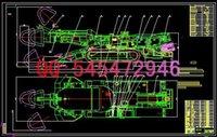 Wholesale EBZ260 boring machine drawings Full Machining drawings ATUO CAD