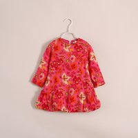beautiful cotton products - The summer new products limited Big beautiful color dress of the girls Foreign trade children s clothing