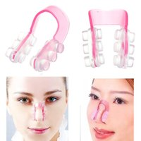 Wholesale Magic Beauty Nose Up Clip Lifting Shaping Shaper Bridge Straightening Clipper Women Lady Facial Massage Tool
