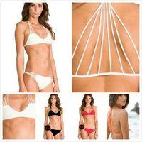 sexy swimwear - Sexy Swimwear Banyans String Racerback Top MIKOH Bikinis Set Colors Swimsuit For Women Size SML