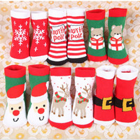 Wholesale New Year Lovely pair Vintage Christmas Stocking Snowman Gift Sock Ornament Socks Christmas Decoration Hot Sale