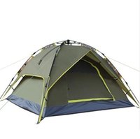 camping tent - Hot sale person automatic camping tent outdoor tent high class tent one second auto tent