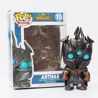 world of warcraft - World of Warcraft WOW The Lich King Arthas Menethil PVC Action Figure Collectible Toy Doll
