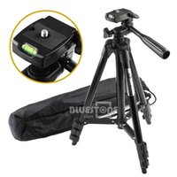 Wholesale New Digital Camera Camcorder Video Portable Tripod For Canon Nikon Sony Olympus
