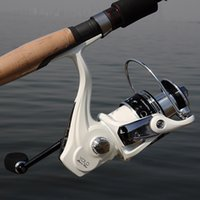 cnc cutting - 8BB RB IW6000 fish reel CNC MACHINE CUT spinning reel aluminum alloy fishing wheel w MIRROR PAINT BODY