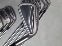 apex set - 9pcs set New Apex Pro forged golf irons set PA with steel shaft golf clubs APEX pro irons right hand