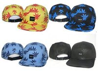 Wholesale new arrival cheap panel snapback hats flower snapbacks caps snap back hat fashion brand panel cap