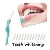 dental stick - 1Set Personal Care Oral Hygiene Teeth Whitening Kit Tooth Peeling Stick Eraser For Dental Cleaning