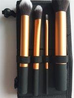 makeup kit - High Quality Real Tech New Makeup Brush Set Kit Brushes copy