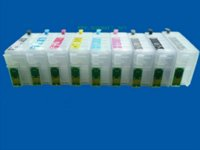 arc cartridges inkjet - T1571 T1579 ml inkjet cartridge for Epson Stylus Photo R3000 with ARC chips DHL fast shipping