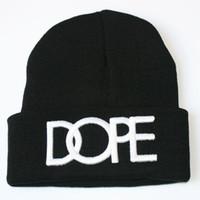 La nuova marca Beanie di inverno Hip Hop a maglia Cap uomini donne ricamate Wool Cap cappello di lana alla moda del DHL il trasporto libero