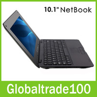 Wholesale New inch Netbook Laptop VIA8880 Dual Core GHZ G RAM GB ROM Android Wifi Free DHL
