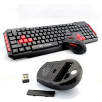 Wholesale The new game wireless media suite of USB keyboard and mouse combination loading computer accessories family cafes dedicated highly efficient