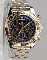 automatic chrono - 2015 brandswatch8u suggest full blue automatic chrono Windrider Chronomat B01 Chronograph Watch Steel K Rose Gold CB0110