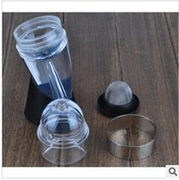 Wholesale 120pcs CCA2164 New Arrival Quick Bottle Aerating Decanter Wine Pourers Magic Red Wine Aerator Decanting Pourer Red Wine Aerator Filter