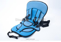 Wholesale hot Car Protection Kids Years Baby Car Seat children Portable and Comfortable Infant Safety Seat Practical Baby Cushion