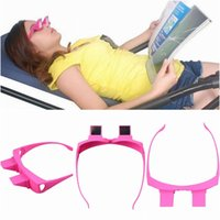 Wholesale Horizontal Lazy Glasses Vision Care Eyeglasses For Lying Down Reading Watching TV Colors Choose ZYW