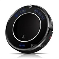 Wholesale Robot Vacuum Cleaner Newest Innovations Auto Virtual Wall Restricting Off limit Areas Voice Demonstration L W Sensors