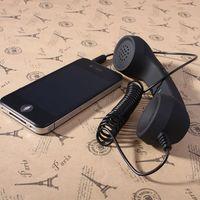 al por mayor receptor de teléfono-Retro antiradiación del receptor de teléfono del auricular del auricular del auricular para el envío para el iPhone y Nokia Sumsang gratuito