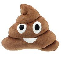 big poo - Feitong So Cute Funny Big Size cm Bared Emoji Emoticon Cushion Poo Shape Pillow Doll Toy Throw Pillow Sofa Decoration Gifts