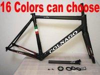 Wholesale 2015 c60 Black CARBON FRAME T1000 K weave carbon road frame bike frame F eight frame cipollini