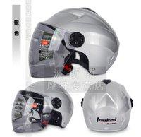 Wholesale Anti tank motorcycle helmet visor exposing T270 dual lens car racing road full face helmet men and women Four Seasons General