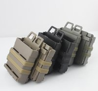 magazines - Tactical HEAVY version of FAST MAG quick pull Magazine Pouch module combination two sets for hunting Airsoft waregame