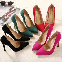 alto pink - new fashion high heels women shoes color to choose size women pumps sapatos de salto alto