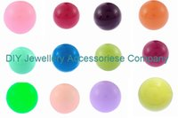 Wholesale 20pcs angelcaller ball Harmony ball mixed color Multicolor mm Chime Ball Copper Metal Materials for Pendants Maternity Necklace